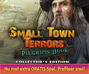 Small Town Terrors - Pilgrim's Hook Collector's Edition + Gratis Extra Spel