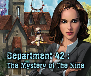 Department 42 - The Mystery of the Nine