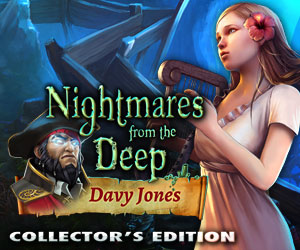 Nightmares from the Deep 3: Davy Jones Collector's Edition