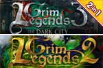 Grim Legends Bundel: Song of the Black Swan & The Dark City (2 in 1)