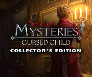 Scarlett Mysteries - Cursed Child Collectors Edition
