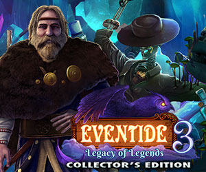 Eventide 3 - Legacy of Legends Collector's Edition
