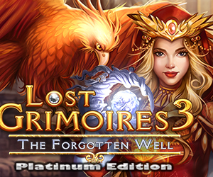 Lost Grimoires 3 - The Forgotten Well Platinum Edition