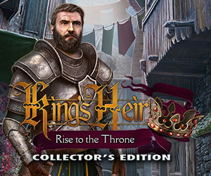 King's Heir - Rise to the Throne Collector's Edition