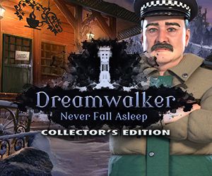 Dreamwalker - Never Fall Asleep Collector's Edition