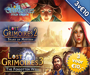 3v€10: Lost Grimoires 1 - 2 - 3