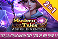 Modern Tales - Age of Invention Collector's Edition + Extra Spel