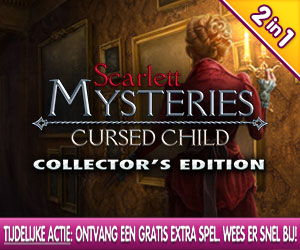 Scarlett Mysteries - Cursed Child Collectors Edition + Extra Spel