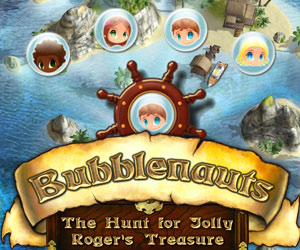 Bubblenauts - The Search for Jolly Rogers Treasure