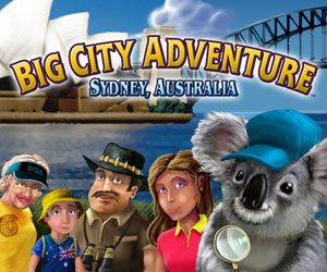 Big City Adventure: Sydney
