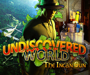 Undiscovered World - The Incan Sun