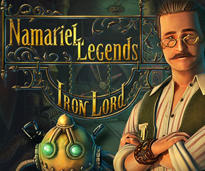 Namariel Legends – Iron Lord
