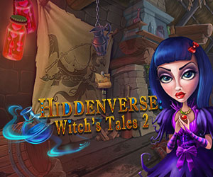 Hiddenverse - Witch's Tales 2