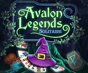 Avalon Legends - Solitaire