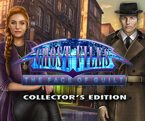 Ghost Files – The Face of Guilt Collector's Edition