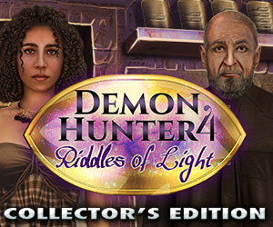 Demon Hunter 4 - Riddles of Light Collector's Edition