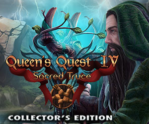 Queen's Quest 4 - Sacred Truce Collector's Edition