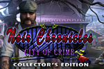 Noir Chronicles - City of Crime Collector's Edition Nieuwsbrief