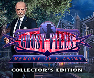 Ghost Files 2 - Memory of a Crime Collector's Edition