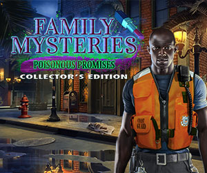 Family Mysteries - Poisonous Promises Collector's Edition