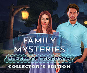 Family Mysteries 2 - Echoes of Tomorrow Collector's Edition