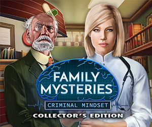 Family Mysteries 3 - Criminal Mindset Collector's Edition