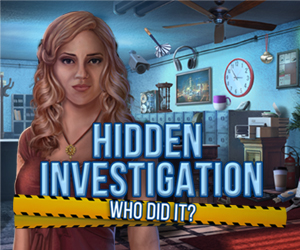 Hidden Investigation - Who Did It?