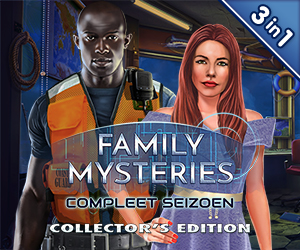 Family Mysteries Collector's Edition - Compleet Seizoen