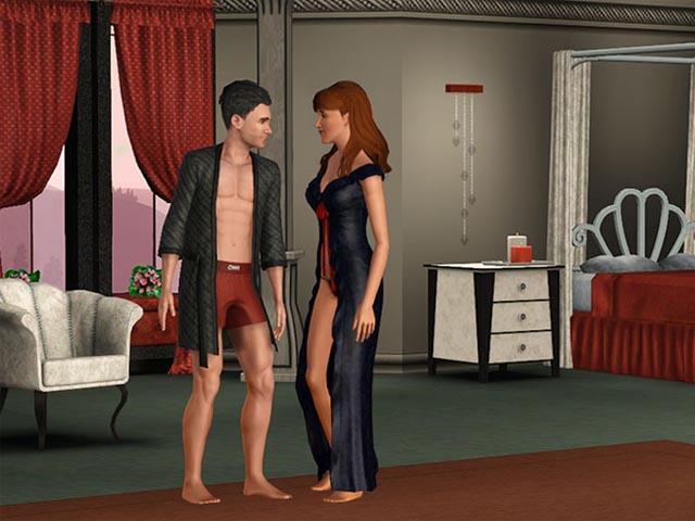 De Sims 3: Slaap- en Badkamer A... - Speel leuke spelletjes, denda.com