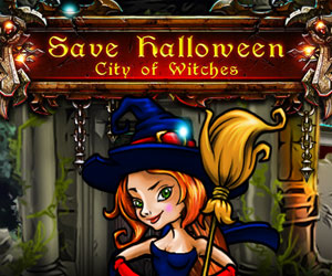 Save Halloween: Heksenstad