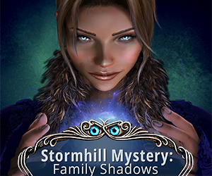 Stormhill Mystery - Family Shadows