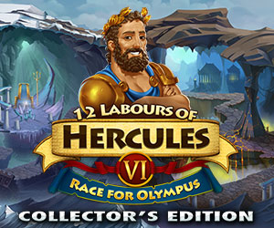 12 Labours of Hercules 6 – Race for Olympus