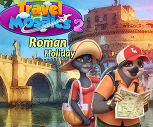 Travel Mosaics 2 - Roman Holiday