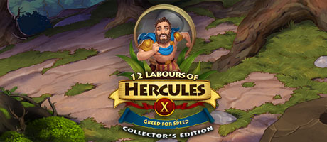 12 Labours of Hercules X - Greed for Speed Collector's Edition