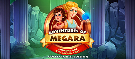 Adventures of Megara - Angitone and the Living Toys Collector's Edition