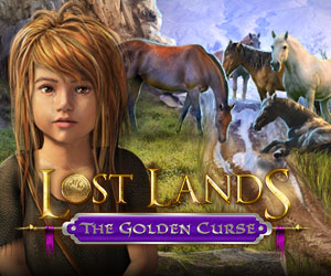 Lost Lands - The Golden Curse