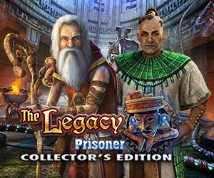 The Legacy 2 - Prisoner Collector's Edition