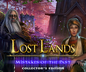 Lost Lands - Mistakes of the Past Collector's Edition