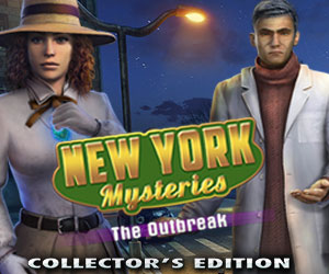 New York Mysteries 4  – The Outbreak Collector's Edition