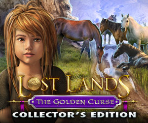 Lost Lands - The Golden Curse Collector's Edition
