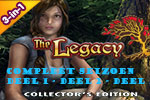 The Legacy Collector's Edition - Compleet Seizoen