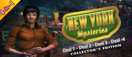 New York Mysteries Collector's Edition - Compleet Seizoen