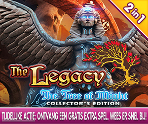 The Legacy 3 - The Tree of Might Collector's Edition + Extra Spel