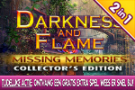 Darkness and Flame: Missing Memories Collector's Edition + Extra Spel