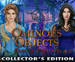 Ominous Objects - Family Portrait Collector's Edition
