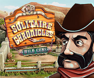 Solitaire Chronicles - Wild Guns