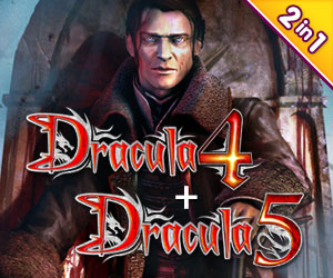 Dracula 4 en 5 Bundel (Steam)