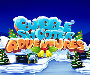 Bubbleshooter Adventures - Christmas
