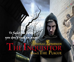 Nicolas Eymerich - The Inquisitor - Book 1 - The Plague PC (Steam)