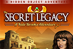 The Secret Legacy - A Kate Brook's Adventure